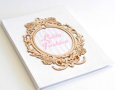 Lolita Fashion Bood Design