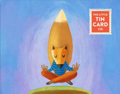 The Little Tin Card Company