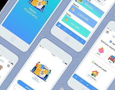 App Metas Financieras