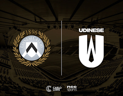 Udinese Calcio Rebranding x NSS Sports