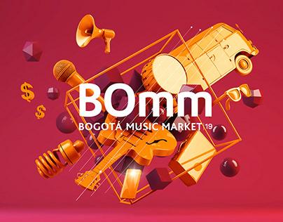 CCB / Bogotá Music Market 2019