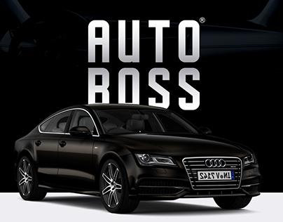 Auto Boss / Brand identity
