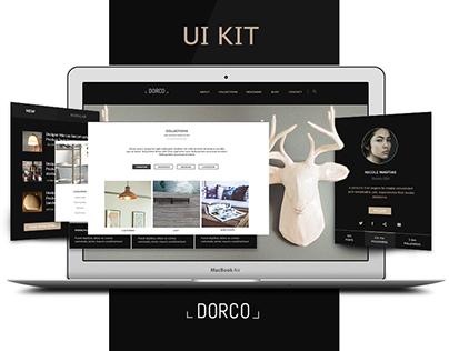 Dorco Studio / UI Kit