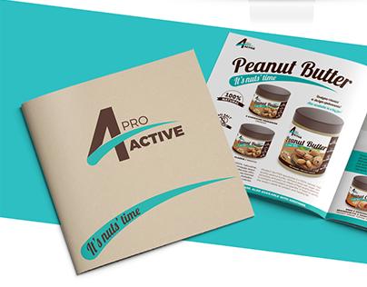 4Pro Active - branding, catalog, webdesign, ux