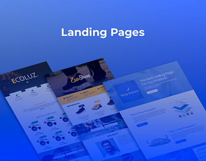 Lading Pages Design