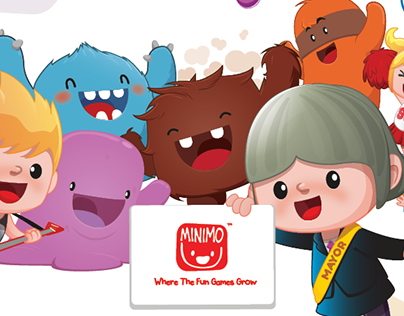 MiniMo Town™ Commercials