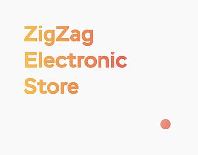 ZigZag Armenia / HTC Banner Designs