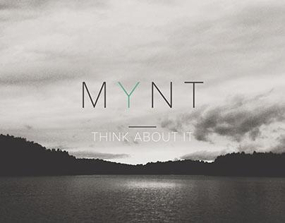 MYNT Branding Design
