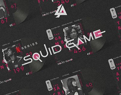 Squid Game // Album Artwork