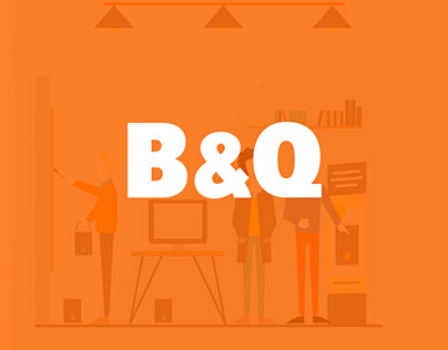 B&Q Range Creation Process