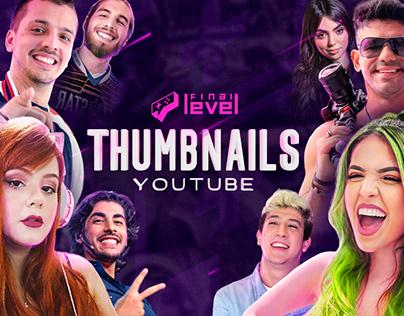 Youtube Thumbnails | Final Level
