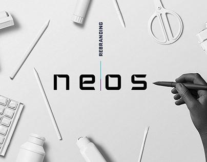 NEOS Rebranding