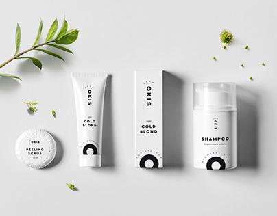 Okis — Branding & Packaging