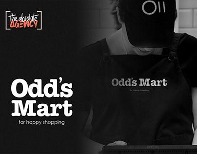 Odd's Mart - Branding Proposal