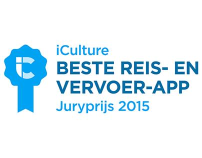 Awarded best iOS transport app 2015