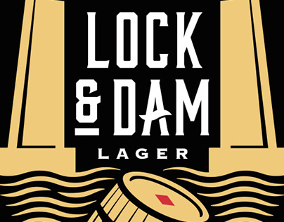 Grain Belt - Lock & Dam Launch