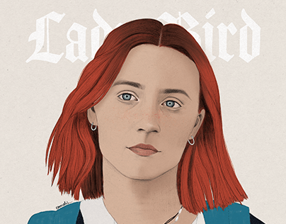 Lady Bird | Ilustración