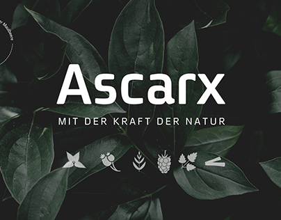BLUEPRINT - ASCARX product design