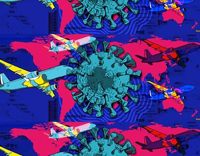 Illustration for the OCONSUMERISTA website