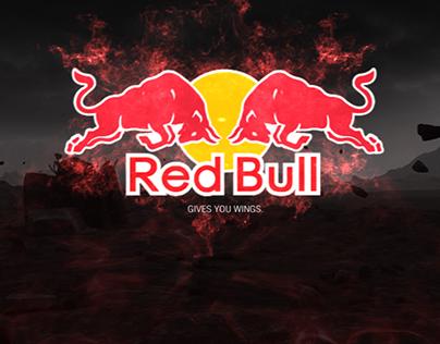 Red Bull TVC (Logo-Ident)