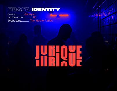 JURIQUE | Brand Identity