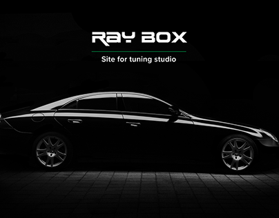 RayBox - Tuning car studio