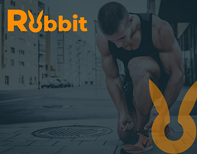 Sportswear Brand Logo, Rabbit logo