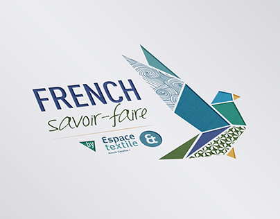 French savoir-faire - Logo & Identity