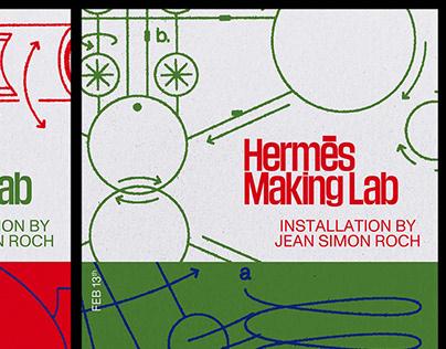 Hermès Making Lab - JSR