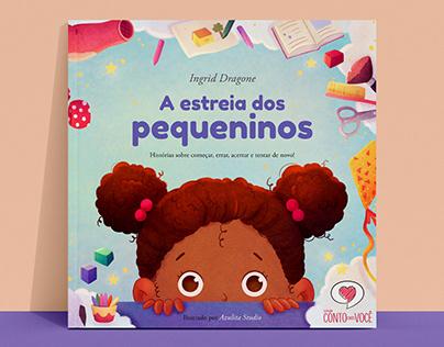 """Picture Book """"A estreia dospequeninos"""""""