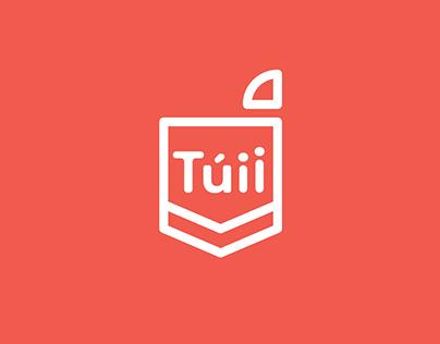 Túii Logo design