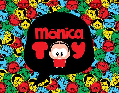 StyleGuide - Mônica Toy Geek