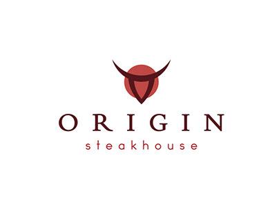 Origin Steakhouse - Logo Design