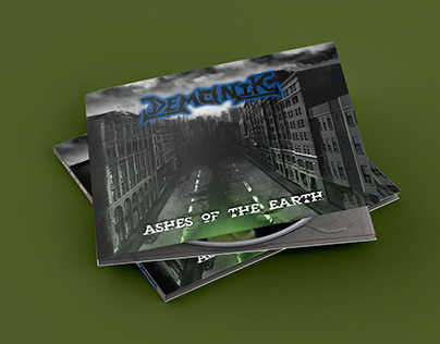 DEMONIK- ASHES OF THE EARTH