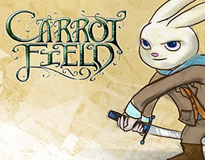 Carrot Field Visual Work