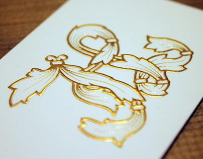 Jorge Lamana (JL) - Logo design & bussiness cards