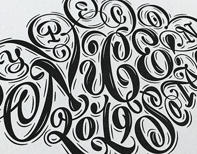 Nice Letterpress Print