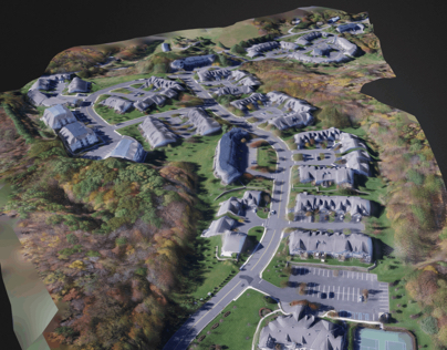 Aerial Inspection and 3D Mapping