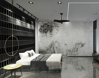 MONOTINT UNIT 01 | Interior Design | Bangalore
