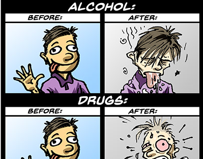 Before and After (humor)