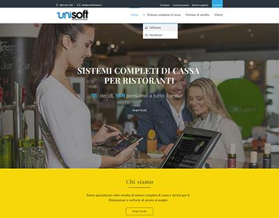 Website UI / Mock Up Design