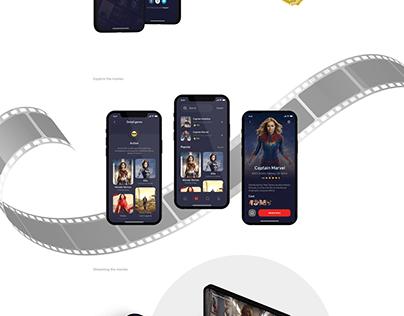 Mononton - Movie app
