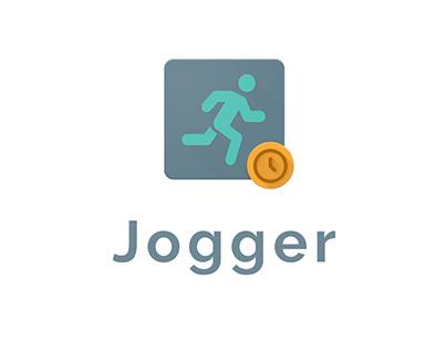 Jogger App Design