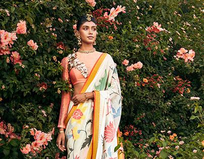 Kanchi Kamakshi Silks