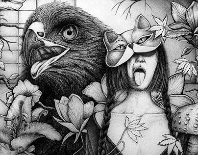 Moi Moi and the Hawk