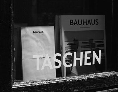 bauhaus: reading between the lines