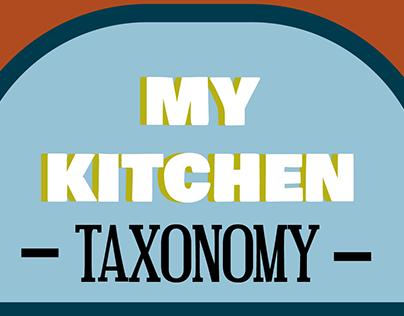 Kitchen Taxonomy