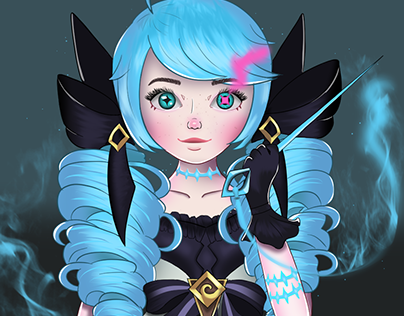 Gwen, League of Legends