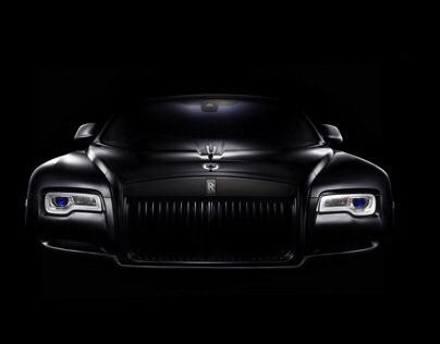 Roll-Royce Wraith Black Badge (FDL technique)