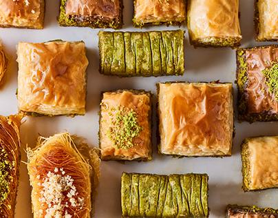 Baklove: Baklava bakery